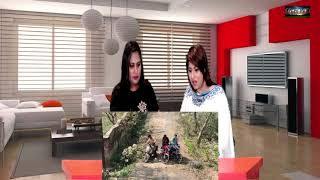 Reaction On #round2hell, Sholay By Sara Himanshi Arrive 24 tv ||