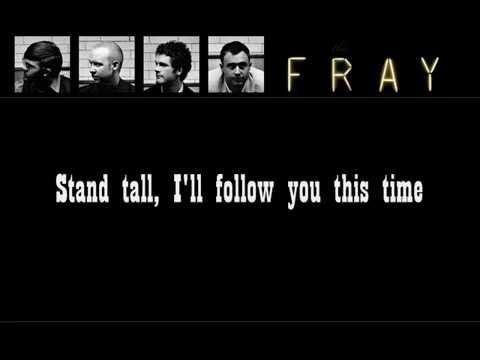 The Fray- 1961 (Lyrics!)