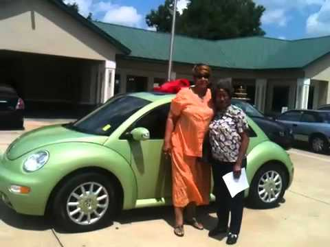 """""""Be A Blessing - Be Blessed"""" - Caregiver Gets A New Car from Prestige!"""