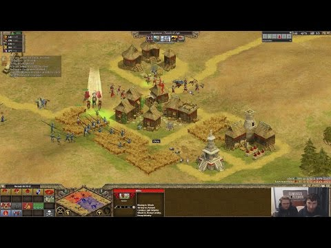 Rise of Nations: Kaerunohito(Japan) vs Choi(Dutch)