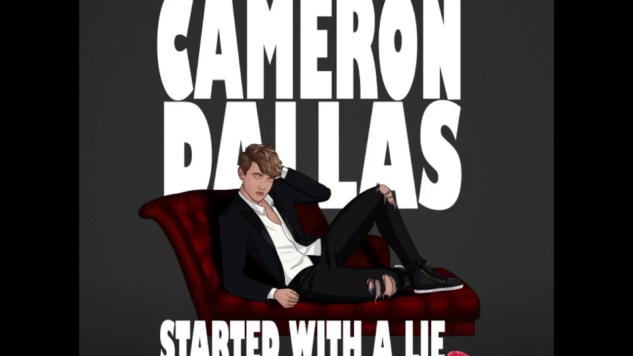KISSING CAMERON DALLAS?! - EPISODE APP Presents Cameron Dallas: Started With A Lie | Story App
