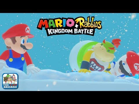 Mario + Rabbids Kingdom Battle - Call of Sherbet Mountain (Nintendo Switch Gameplay)