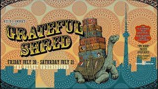 Grateful Shred Live in Toronto 07/20/2018 Set 1 thumbnail