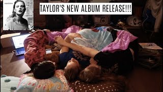 TAYLOR SWIFT REPUTATION RELEASE PARTY! | 11/9/17