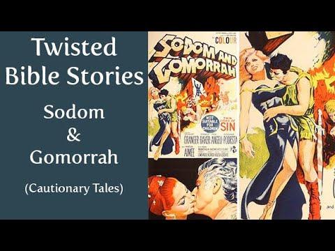 Gomorrah gay comic