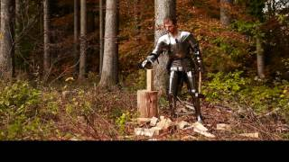 Can You Move in Armour?