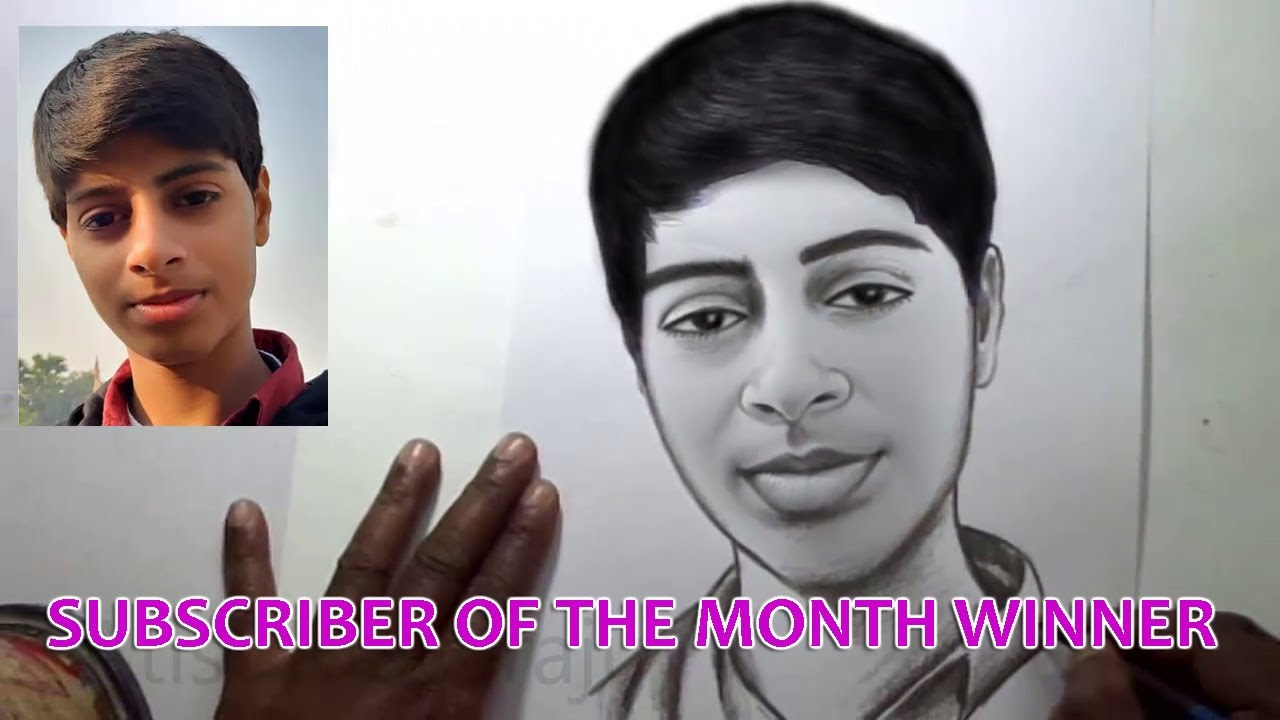 """Subscriber of the month WINNER """"Facty Sphere"""" Portrait"""