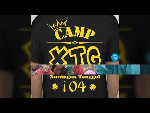 Camp XTG #104 ayah kukirimkan doa ( cover gitar )