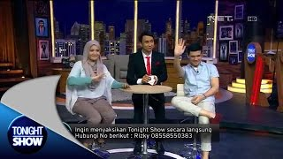 Tonights Challange Zaskia dan Irwansyah