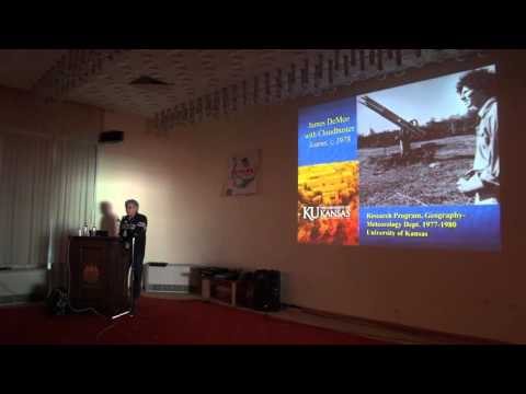 James DeMeo, Full Lecture at 2015 Water Conference, Varna Bulgaria