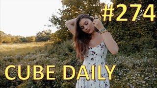 CUBE DAILY #274 - Лучшие приколы и кубы за день! Лучшая подборка за июнь!