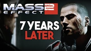 Mass Effect 2  (7 Years Later) : GTX 965M 4K HD Ultra Settings
