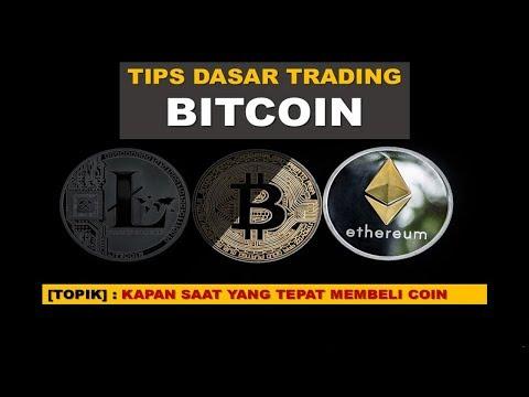 Tips trading bitcoin bagi pemula : Kapan saatnya membeli coin