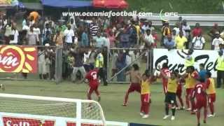 2012.06.08 HIGHLIGHTS OFC NATIONS CUP - NZL vs NCL