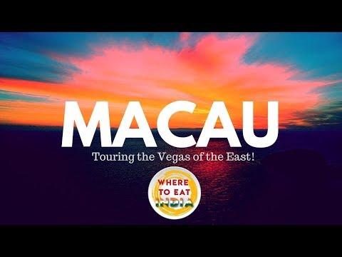 Touring the Vegas of the East: Macau | VLOG!