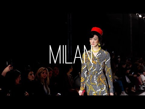 SORA CHOI | Top Walker of Milan Fashion Week FW 18