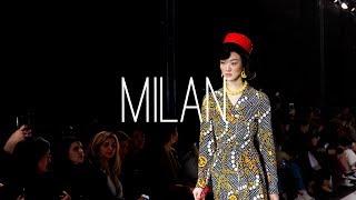 sORA CHOI   Top Walker of Milan Fashion Week FW 18