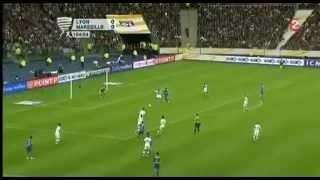 BUT BRANDAO OM vs Lyon FINALE COUPE DE LA LIGUE 2012