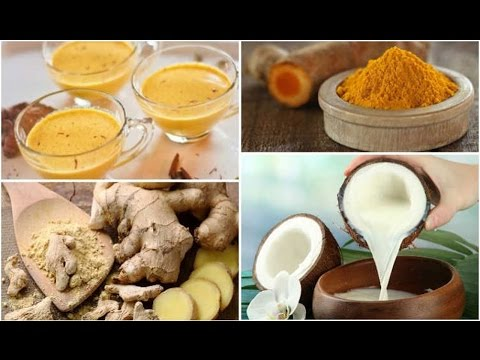 Mix Turmeric, Ginger And coconut milk & Drink It Before Bed, The Results Amazing from YouTube · Duration:  3 minutes 12 seconds