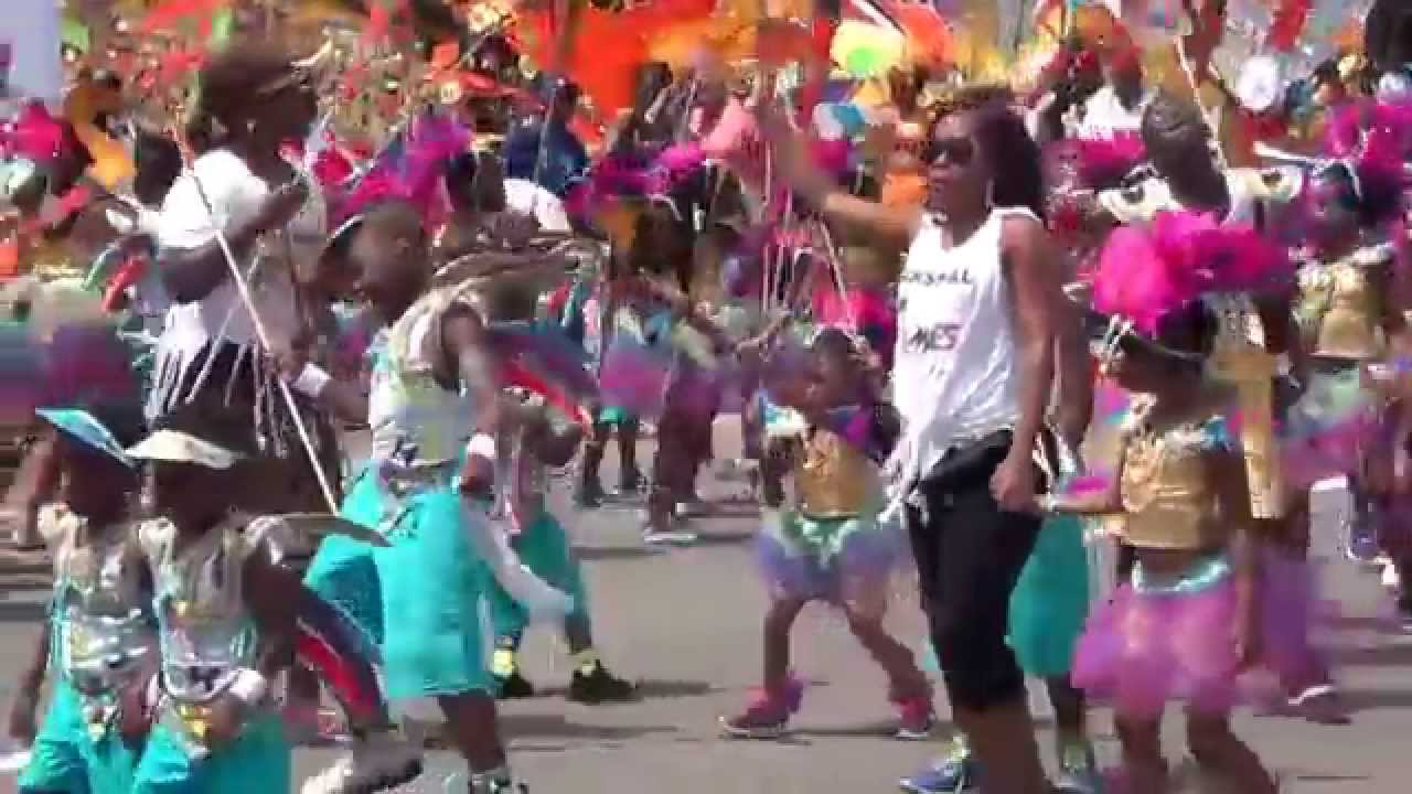 Toronto Revellers 2015 Kiddies Carnival Unedited 1st