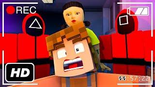 SQUID GAME MINECRAFT : LE FILM !