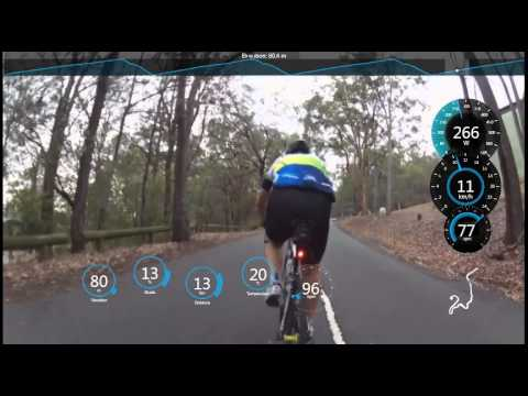 Mt Gravatt Hill Climb in Brisbane X 4 | Cycling Training | Bike Riding |