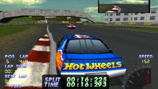 Lets play PS1 games NASCAR 98 part 9(final race of the season)