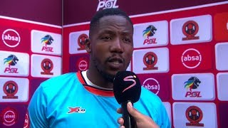 Absa Premiership | Polokwane City v Golden Arrows | Post-match interview with George Chigova