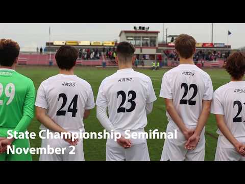MUHS Soccer 2017 Season - 4th consecutive State title