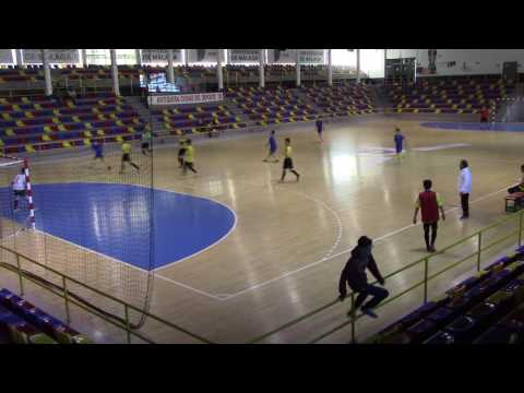 Ciudad de Antequera 1-7 Victoria Kent F.S. - PRIMERA PARTE