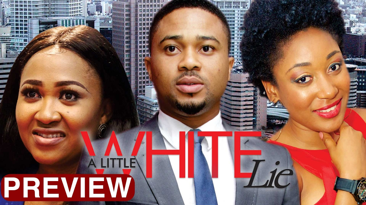 Download A Little White Lie - Latest 2017 Nigerian Nollywood Drama Movie (10 min preview)