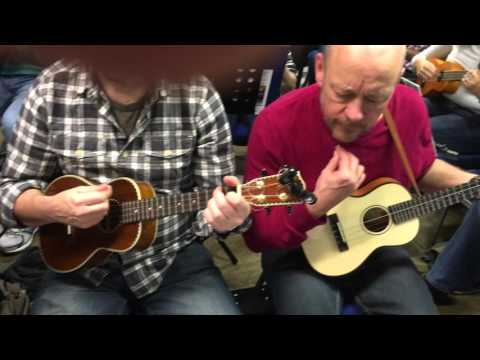 Otley Ukulele Orchestra ALRIGHT (Supergrass)