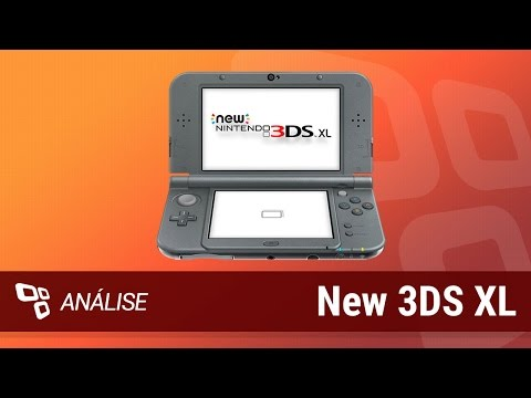 New Nintendo 3DS XL [Análise] - TecMundo
