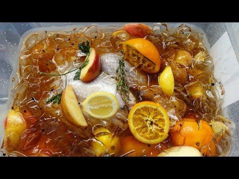 How To Brine Thanksgiving Turkey | The Best Way To Brine Turkey | Holiday Recipes