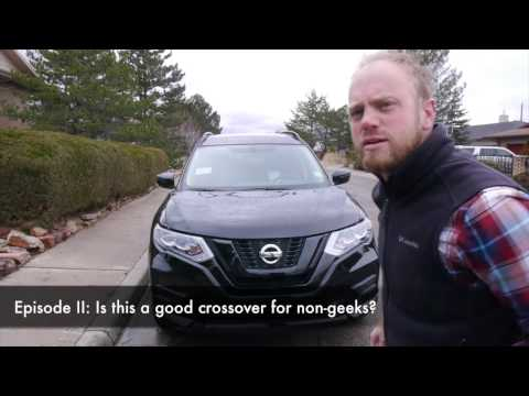 2017 Nissan Rogue Star Wars Edition, Episode II: What about the non-Geeks? Review and Test Drive