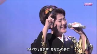めおと桜   川中美幸 (2013年発売) 2013 10 27 HD