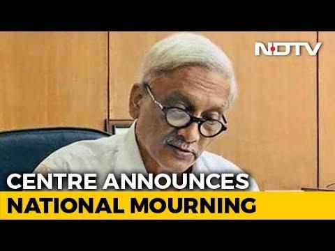 "Chief Minister Manohar Parrikar Wanted To Serve Goa ""Till Last Breath"" Mp3"