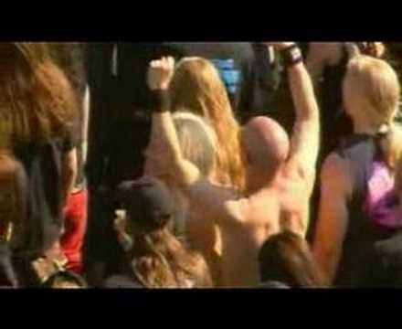 Morbid Angel - God of Emptiness (Wacken 2006)