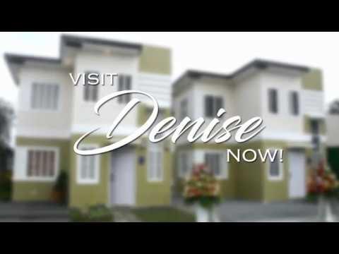 Inside Denise House Model at Lancaster New City