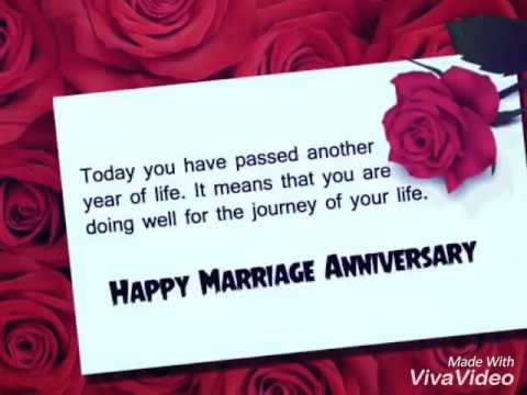 Happy wedding anniversary sister