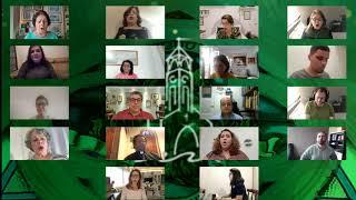 Coro Haydéa Moraes - Que a doce música do céu (online)