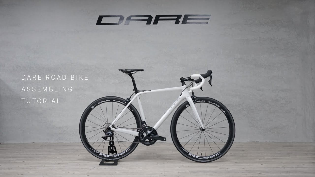 Dare Bikes Bike Assembly Introduction Youtube