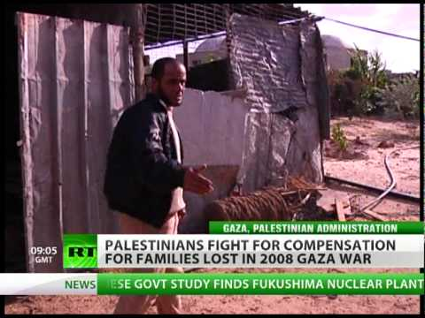 Gaza Massacre: War over, reparations battle rages on