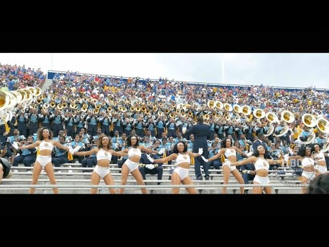 Neck - Southern University Marching Band 2015 | Filmed in 4K