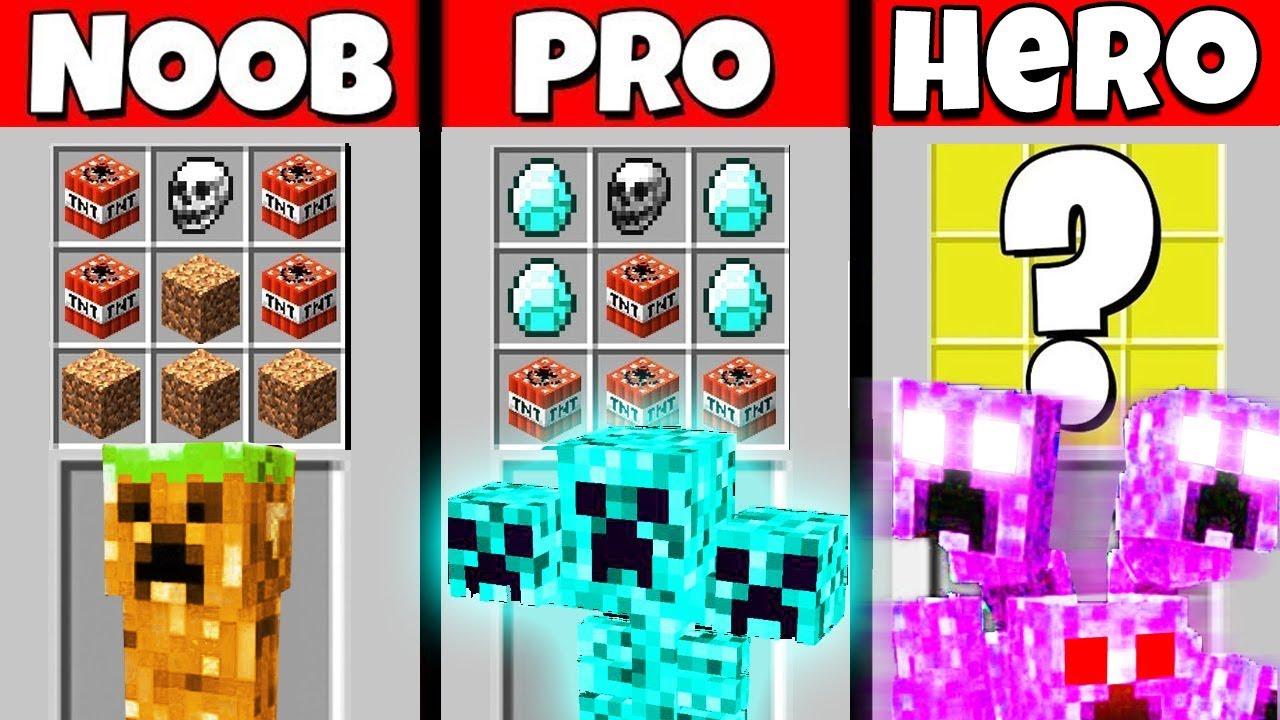 100 CREEPER vs. TNT BASE Minecraft [Deutsch/HD] - YouTube
