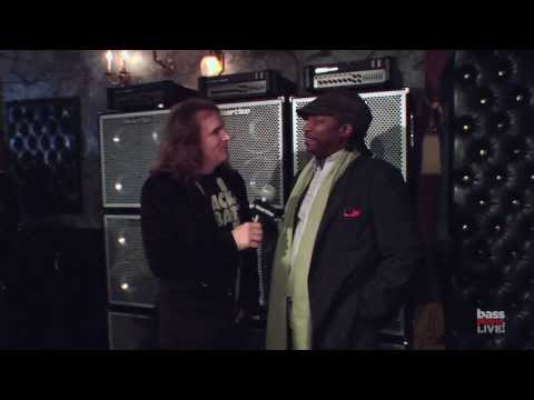 Darryl Jones at the BPL Concert Red Carpet