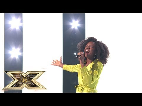 Shan Ako Sings Sorry Seems To Be The Hardest Word | Live Shows Week 2 | The X Factor UK 2018
