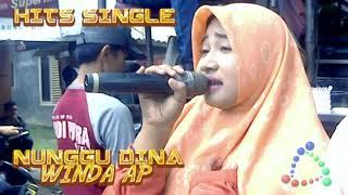 Gambar cover NUNGGU DINA VOC. WINDA  VERSI LIVE AP1 - HITS SINGLE 2018