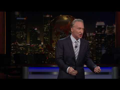 Monologue: Threat Level Orange  Real Time with Bill Maher HBO