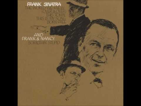 """Frank Sinatra   """"The Song is You"""""""